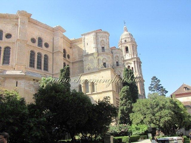 3 verblijf op 1 plaats rondreis andalusi - Verblijf kathedraal ...