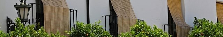 spaanse huisjes