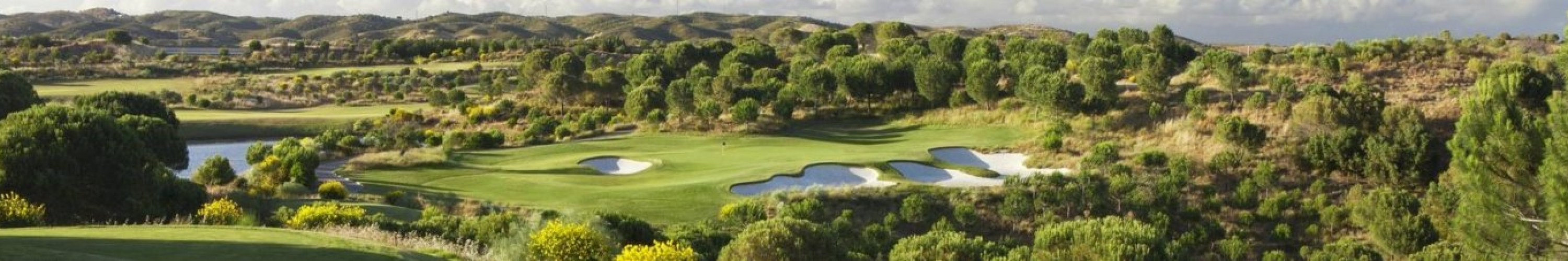 golf Andalusië