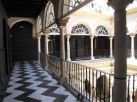 Sevilla: luxe paleis