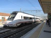 trein van Pirarra naar Malaga
