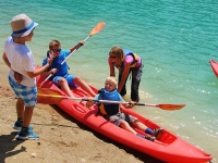 kano varen aan el chorro