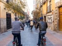 fietstocht Madrid
