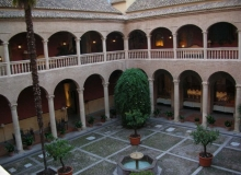 Granada: luxe paleis
