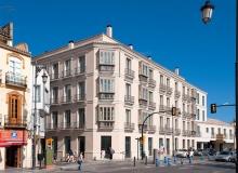 Malaga modern centrum