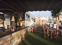 Sevilla combinatie historisch en modern