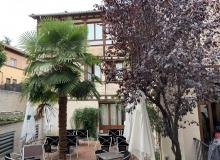 Segovia hotel Paleis-Castilië