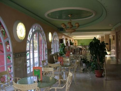 Granada: standaardhotel