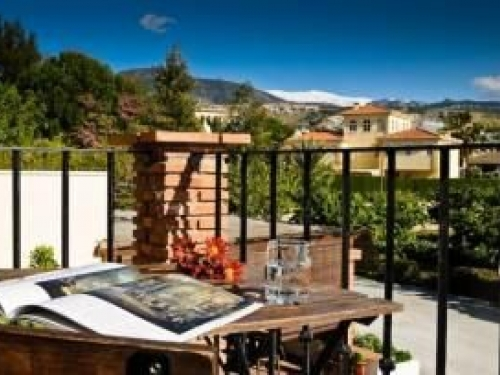 Granada:rustig buiten de stad