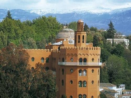 Granada: naast Alhambra