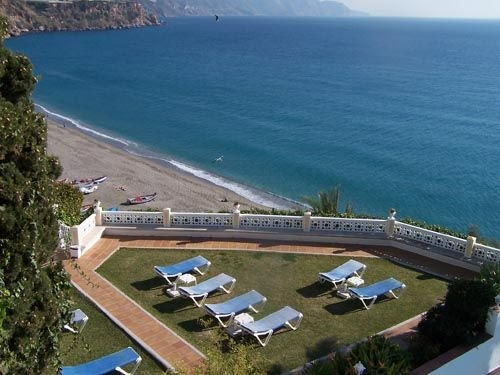 Nerja strandhotel