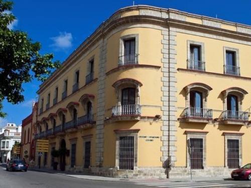 Jerez: kloosterhotel