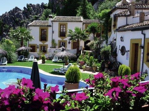 huisjes aan  Ronda
