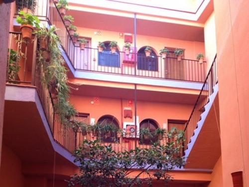 Sevilla: Alameda charmant