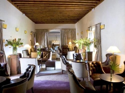 Kloosterhotel in Segovia-Castilië