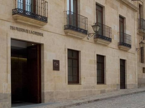 hotel NH in Salamanca