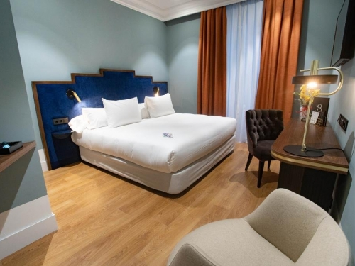 hotel Soho boutique Madrid