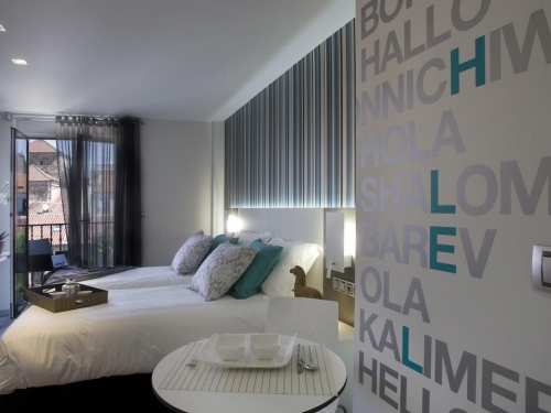 hotels in Salamanca