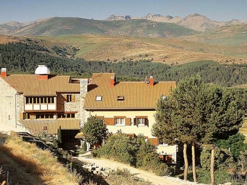 hotels in Siera de Gredos