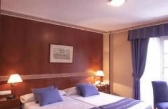Granada: hotel comfortabel centraal