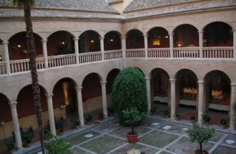 Granada: luxe paleis