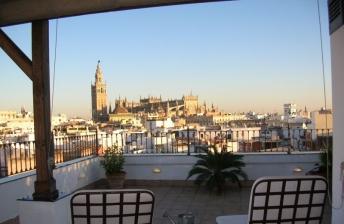 Sevilla: charmant herenhuis