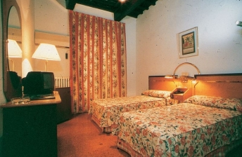 Granada: hotel hartje stad