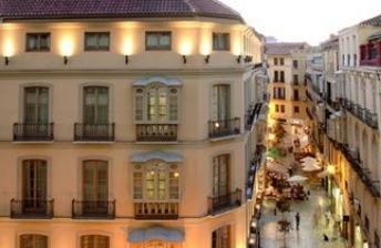 boutique hotel Malaga