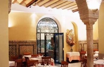 Sevilla: oud herenhuis