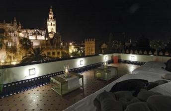 Sevilla : romantisch hotel
