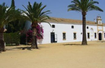 Sevilla: paardenhotel
