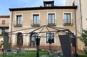 Castilië hotel Segovia Don Filipe