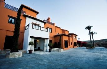 Rust en luxe buiten Granada